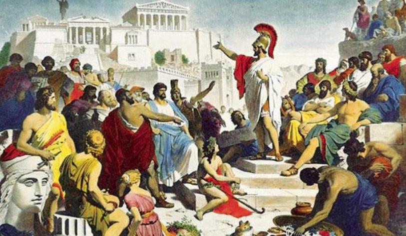 democrazia ateniese