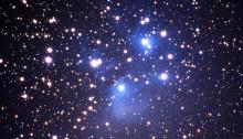 stelle sguardo all universo