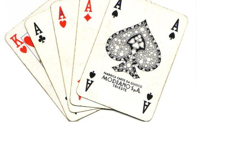 biska carte da gioco giochi con le carte