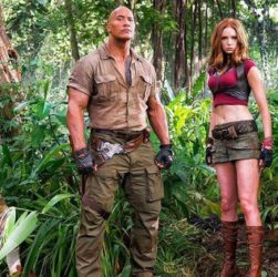 jumanji 2 quando esce e streaming